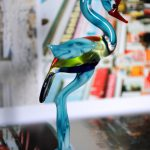Murano Glass Emu